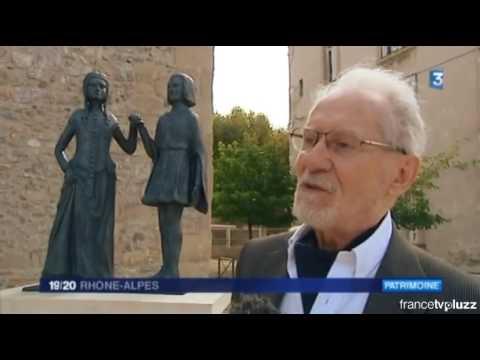 Monument Charles V de Jean-Paul RAVIT - France 3 19/20 - Septembre 2014